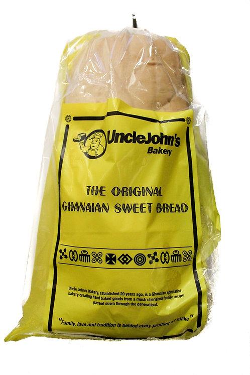 Uncle John's sweet bread