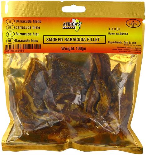 Smoked Barracuda fillet