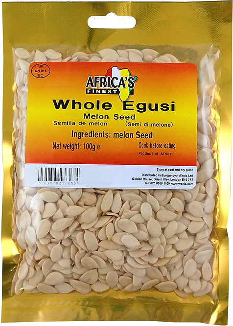 Whole Egusi