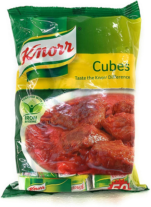 knorr cubes (nigerian)