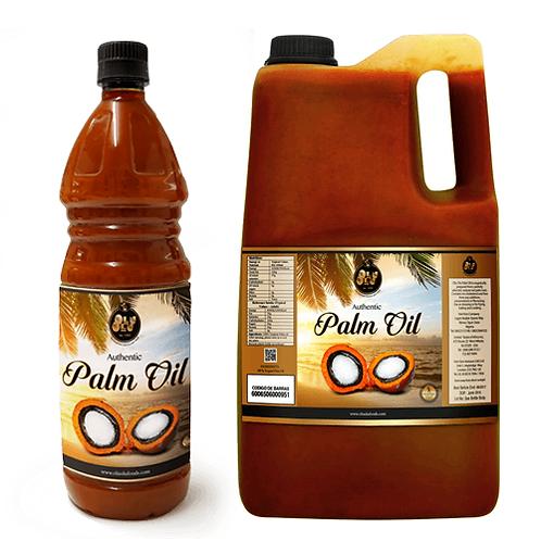 Olu Olu Palm oil