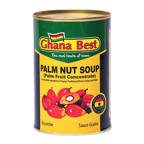 Ghana best Palmnut Soup