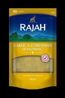 Garlic & Coriander