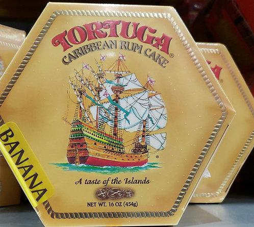 Tortuga Blue Mountain Coffee Rum Cake