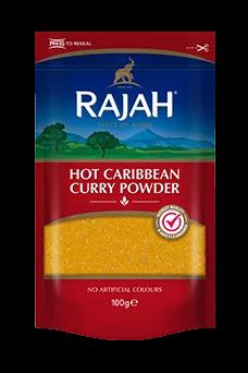 Rajah Hot caribbean curry