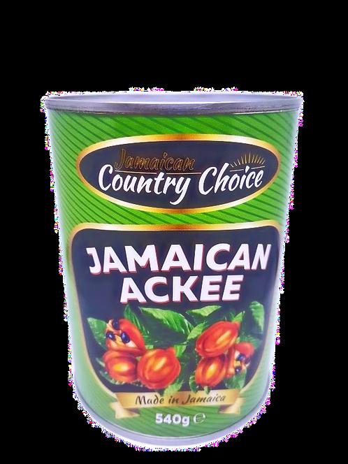 Jamaican country choice ackee