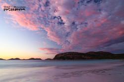 Sunrise at Lucky Bay 2