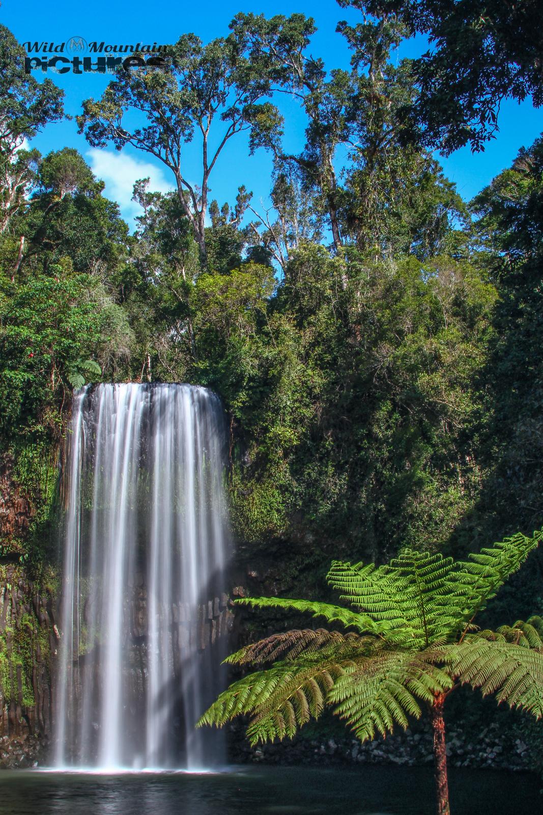 Milla Milla Falls 1