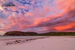 Sunrise at Lucky Bay 1