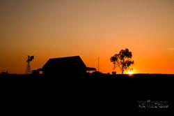 Silverton Sunset