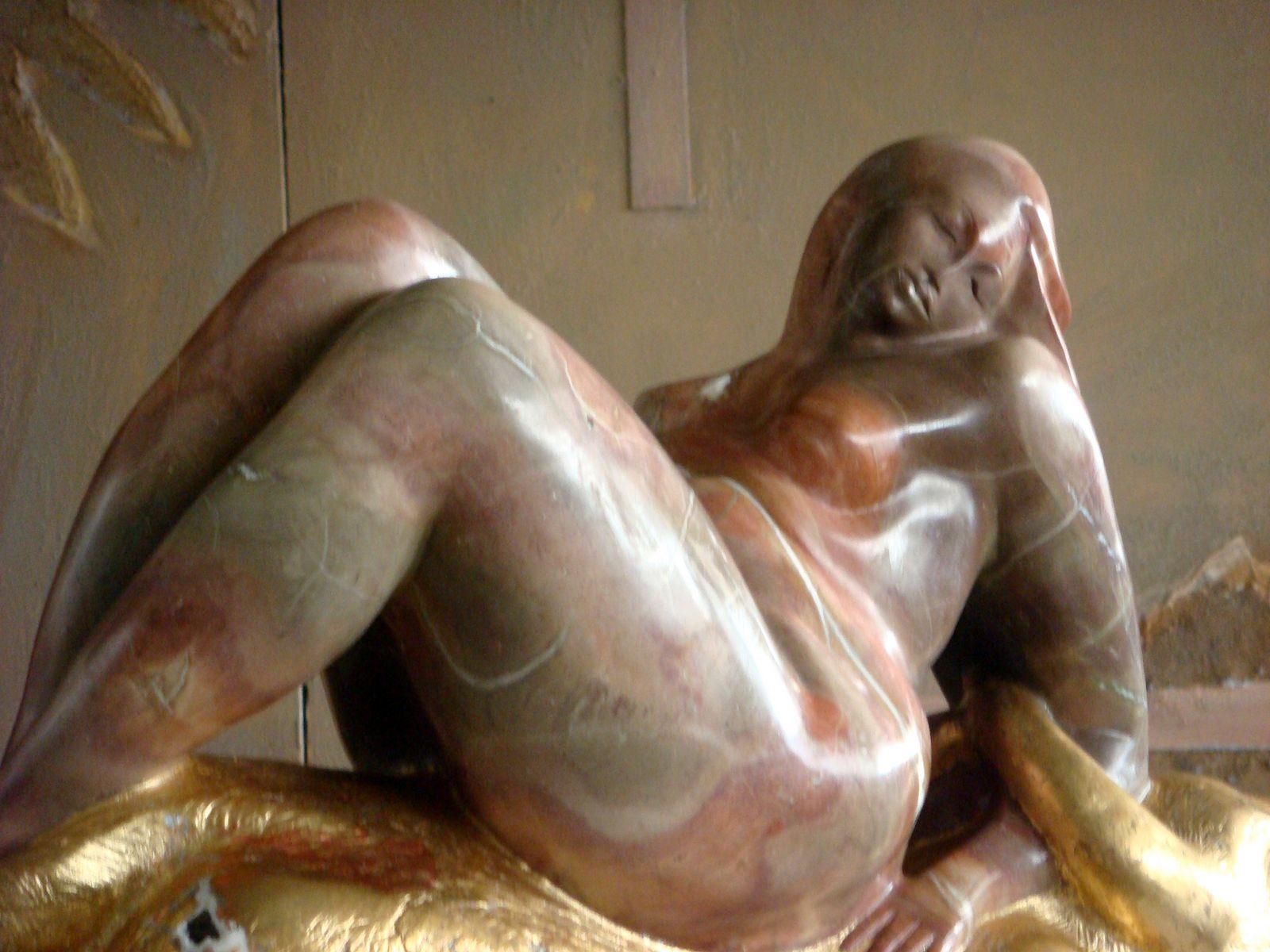 Yuri Matskin Sculptures  Nude (9)