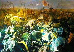 SARIT GURA  HAMANIOT   120x190 cm  Oil on canvas.jpg