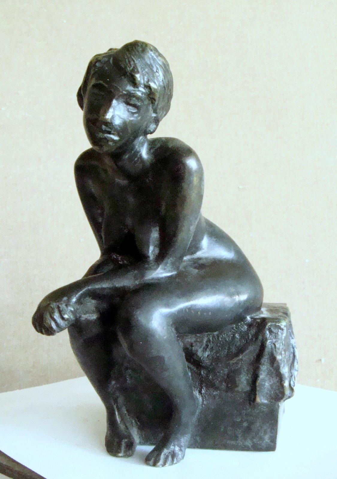 Yuri Matskin Sculptures Nude (3)