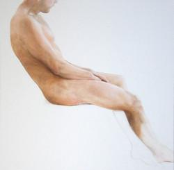 Ella Barsky 3  oil on canvas 80cm-80cm  5200$.JPG