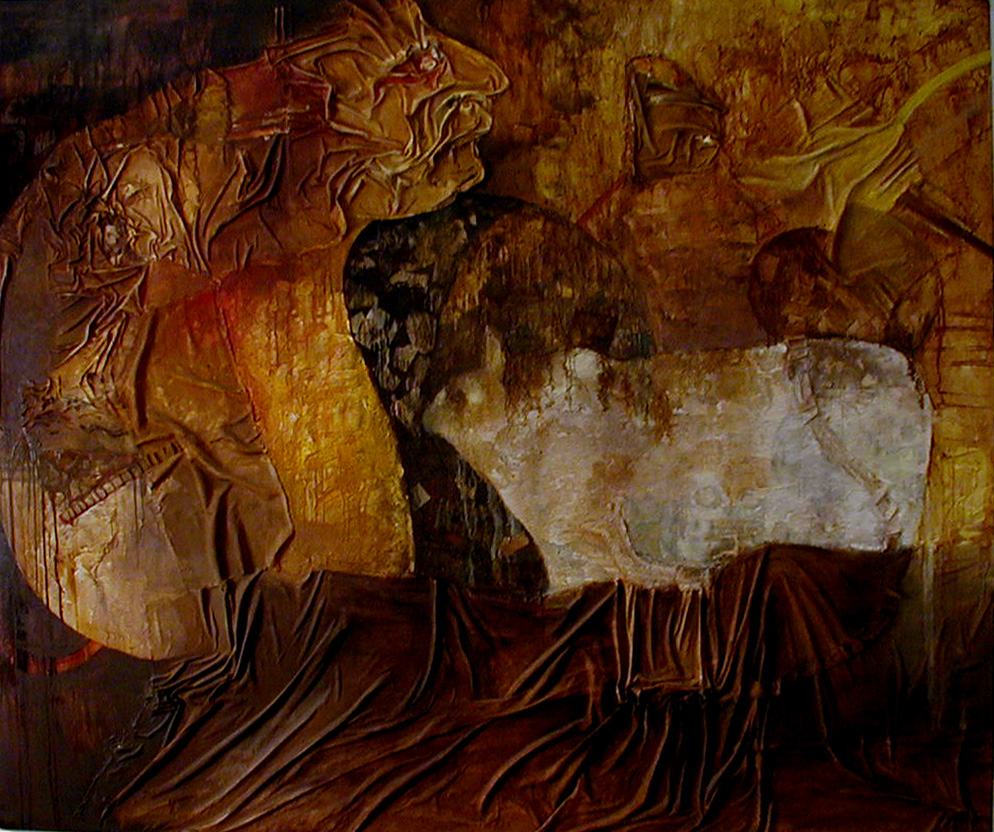 The BULL  2002_180x150cm_oil OLGA Y S.jpg