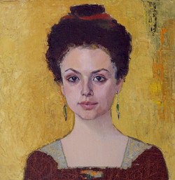 Lubov Meshulam Lemkovich   Oil on Canvas (14)