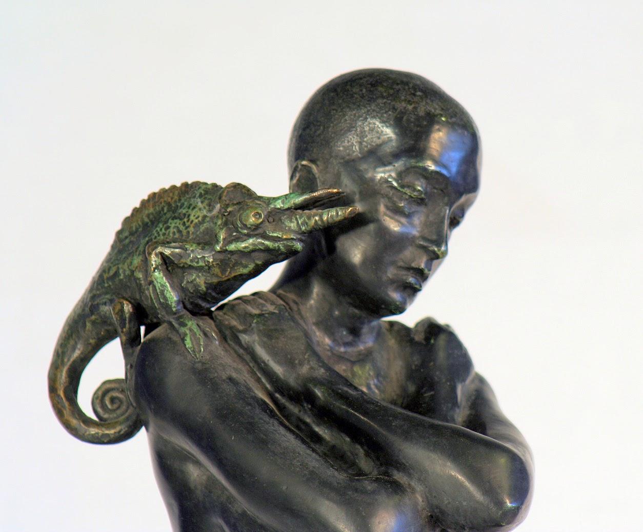 Yuri Matskin Sculptures  Nude(6)