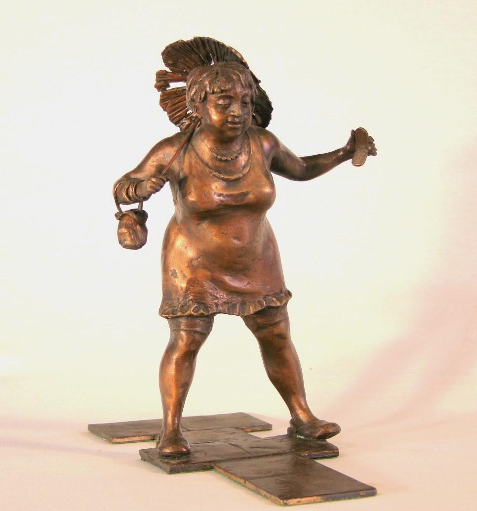 Yuri Matskin Sculptures The Women (1)
