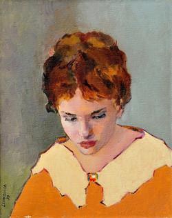 Lubov Meshulam Lemkovich   Oil on Canvas (6)