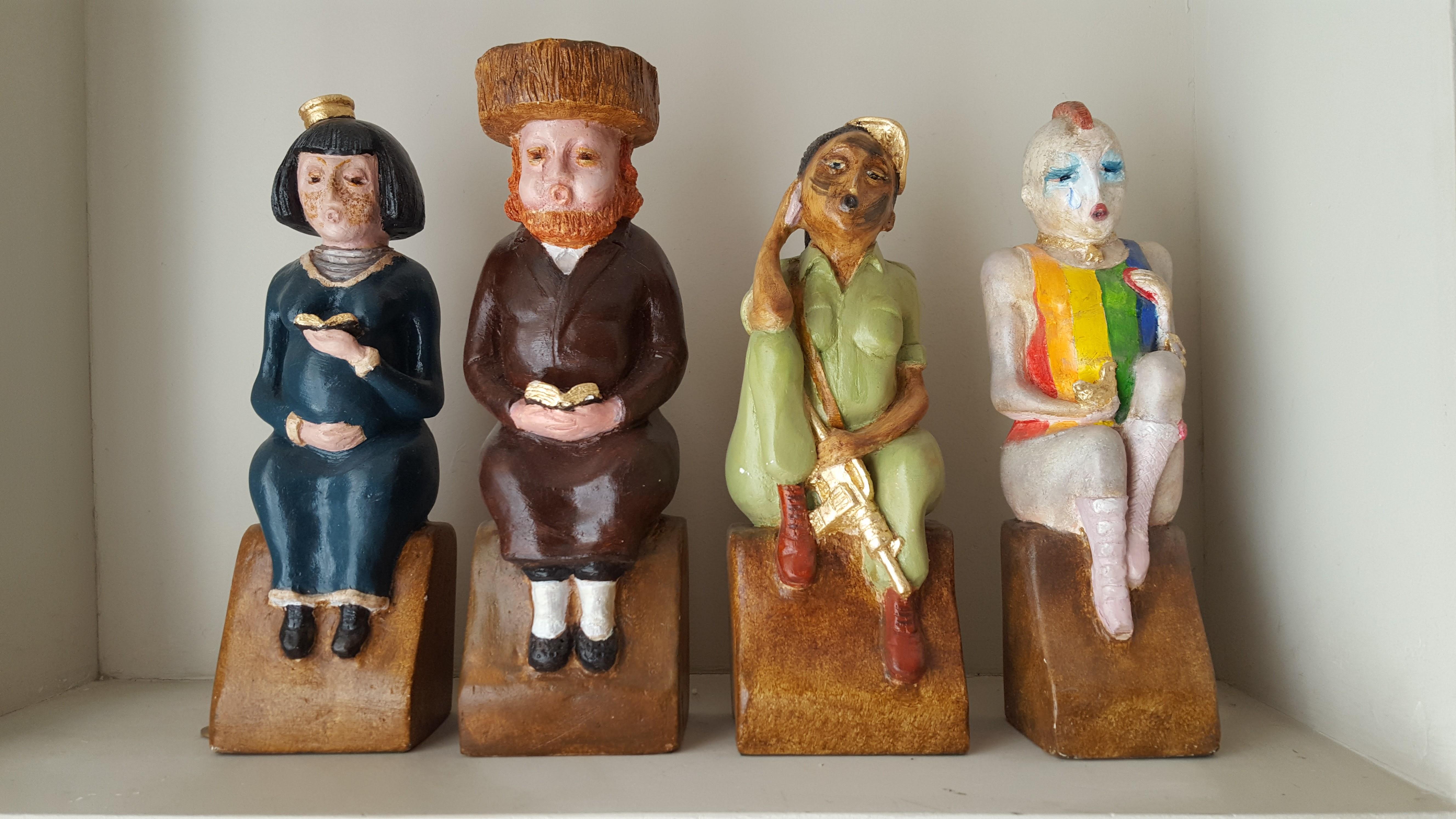 Yuri Matskin Sculptures   (5)