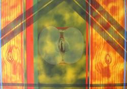 aMeir Solomon n apple s, 70x100 cm, 2011