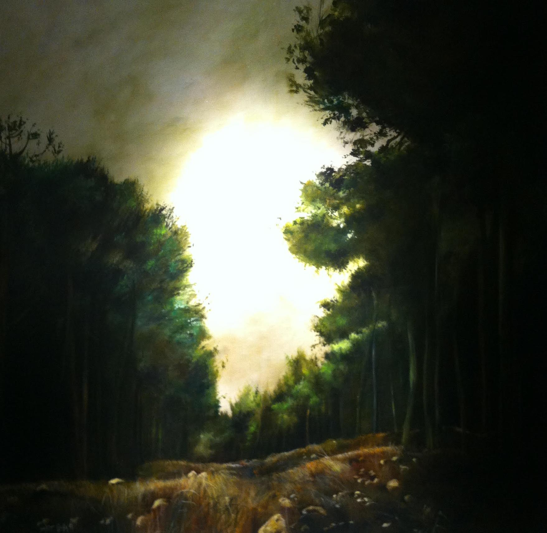 SARIT GURA  AMUKA FOREST  120x120 cm  Oil on canvas.jpg