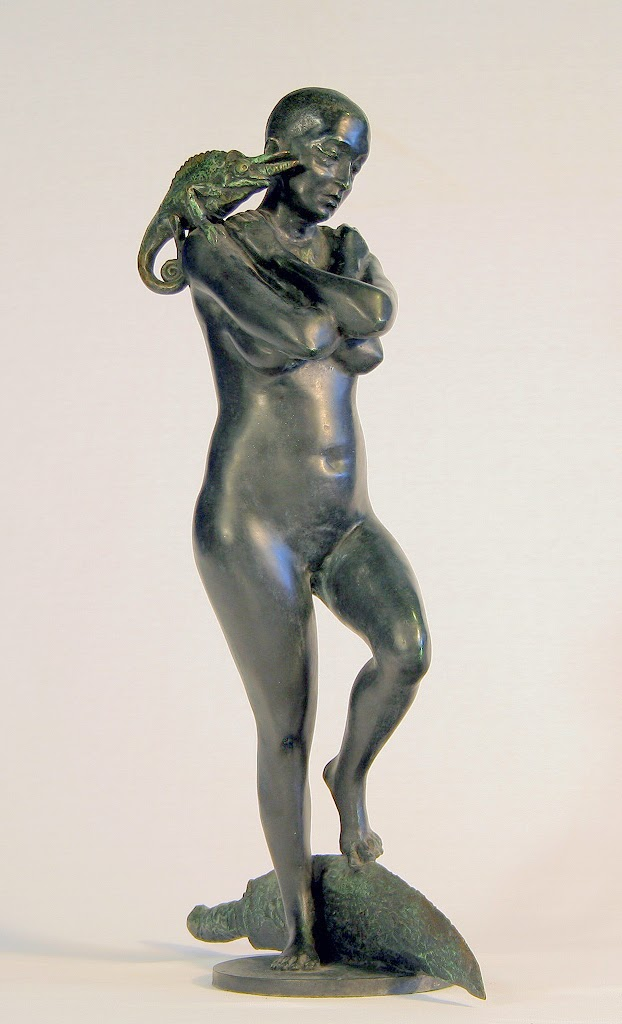 Yuri Matskin Sculptures  Nude(5)