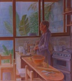 ilan frider  morning in neve tsedk.jpg
