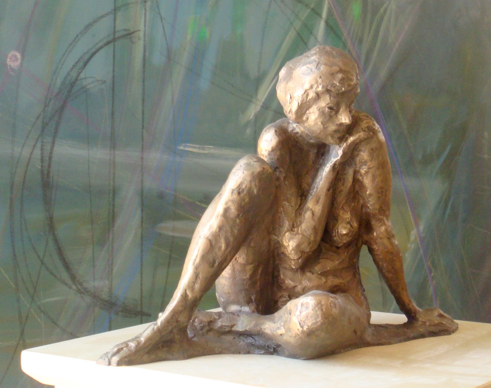 Yuri Matskin Sculptures  Nude(4)