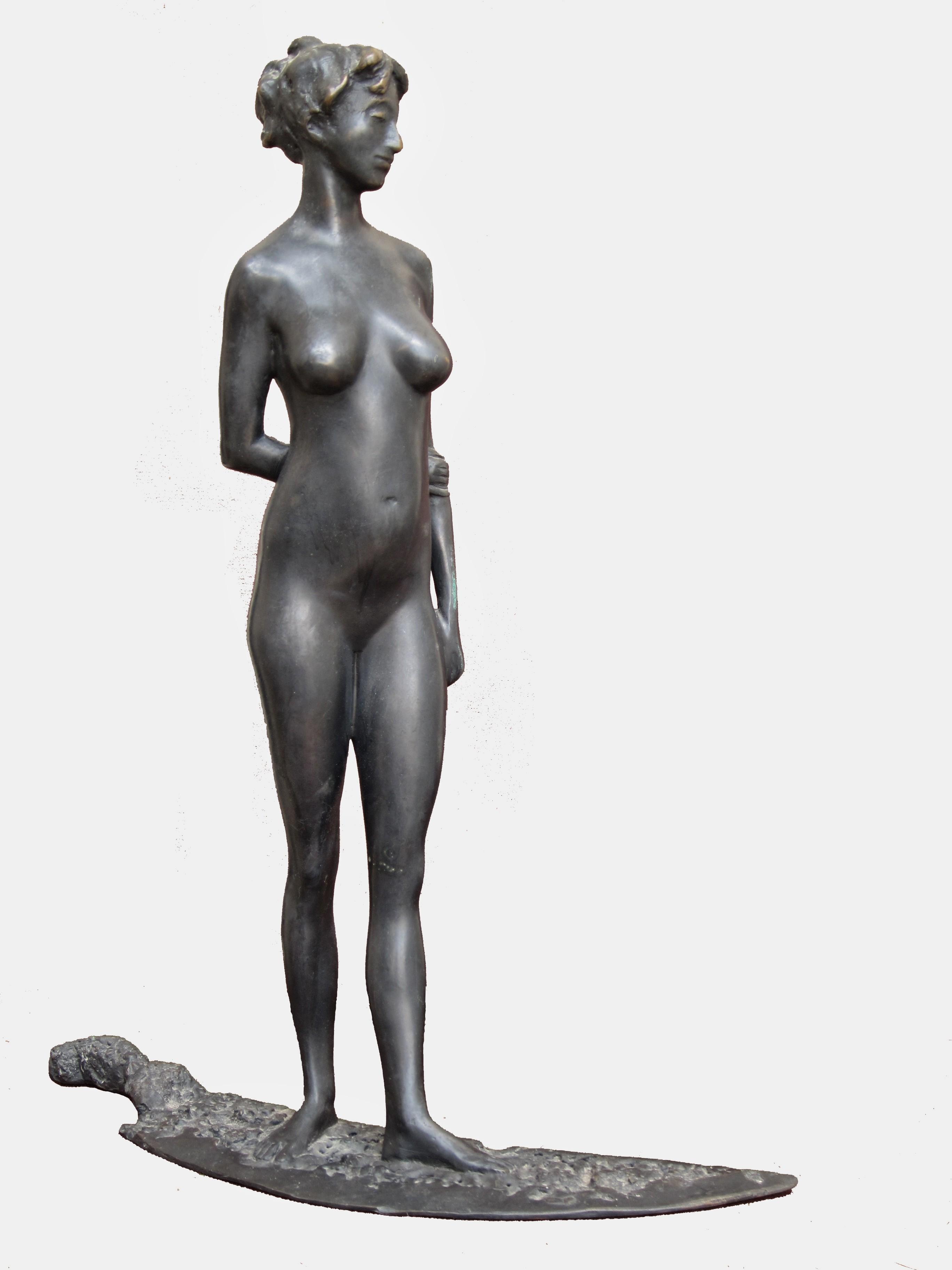Yuri Matskin Sculptures Nude (5)