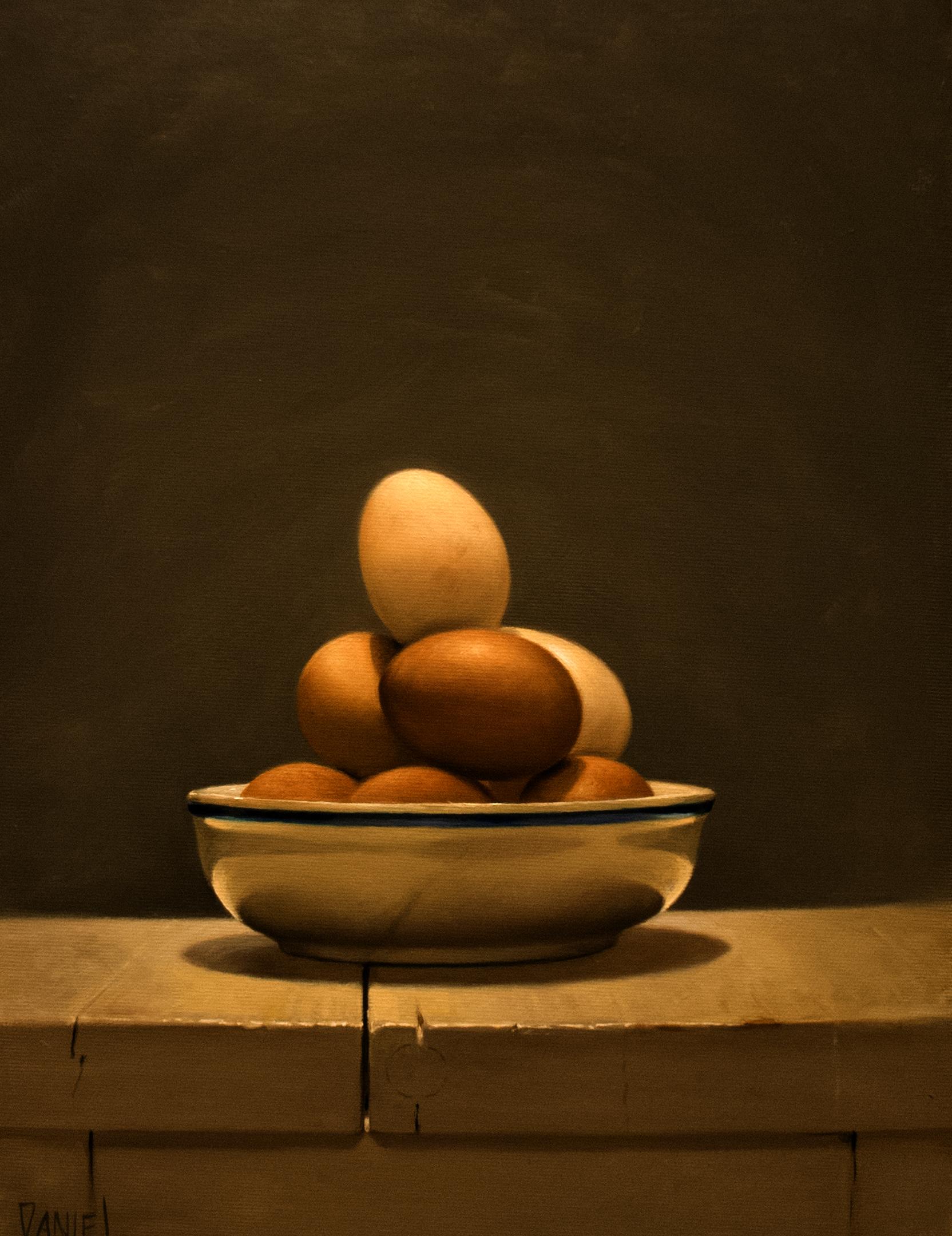 huevos pile - 30x40