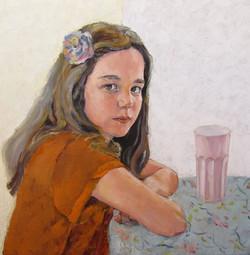 Lubov Meshulam Lemkovich   Oil on Canvas (10)