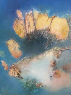 Deep Sea  100x100 cm Oil on canvas.jpg
