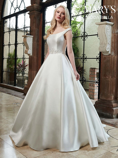 Ivory Bridal Ball Gown Size 24