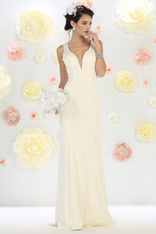 Ivory Bridal Gown Size 8