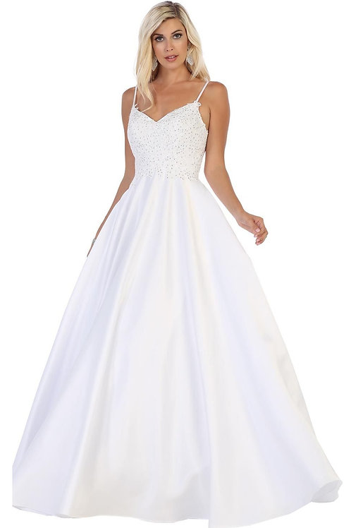White Bridal Gown Size 14, 16, 20