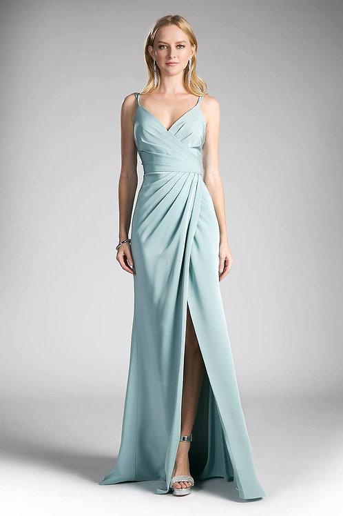 Seafoam Blue Long Dress Size 10