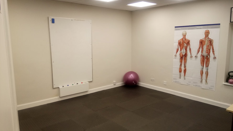 private weight loss studio