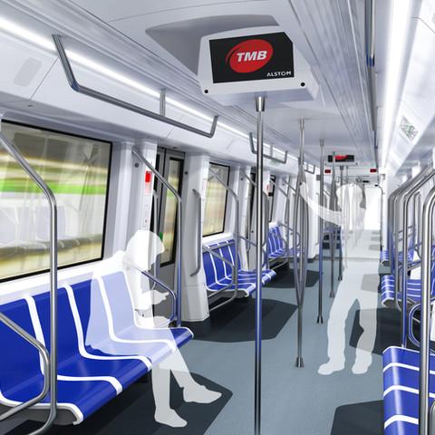 Barcelona Metro - ALSTOM