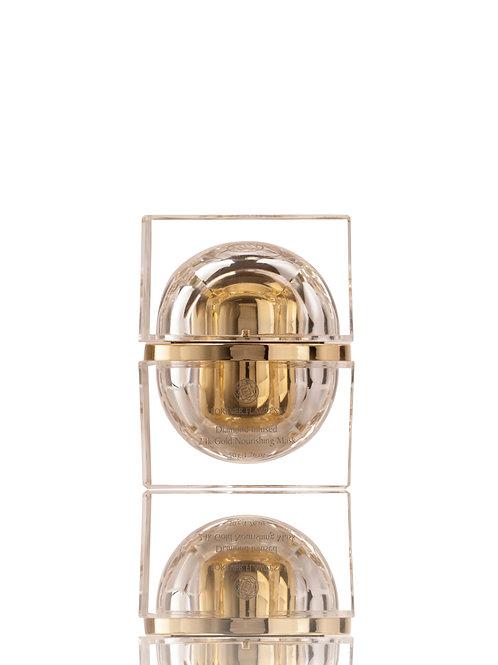 Diamond Infused 24K Gold Nourishing Mask