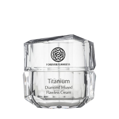 Titanium Diamond Infused Flawless Cream