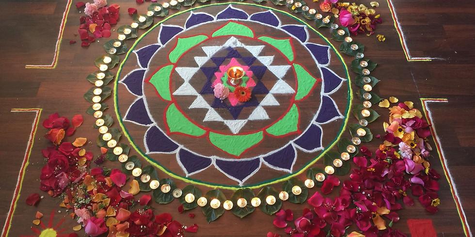 """Siri Joti Puja - """"Wealth of Light"""" Ritual"""
