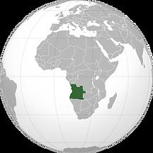 موقع أنجولا