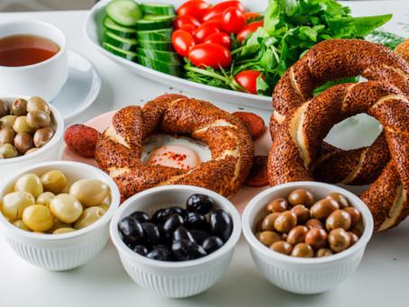 Famous Food In Turkey