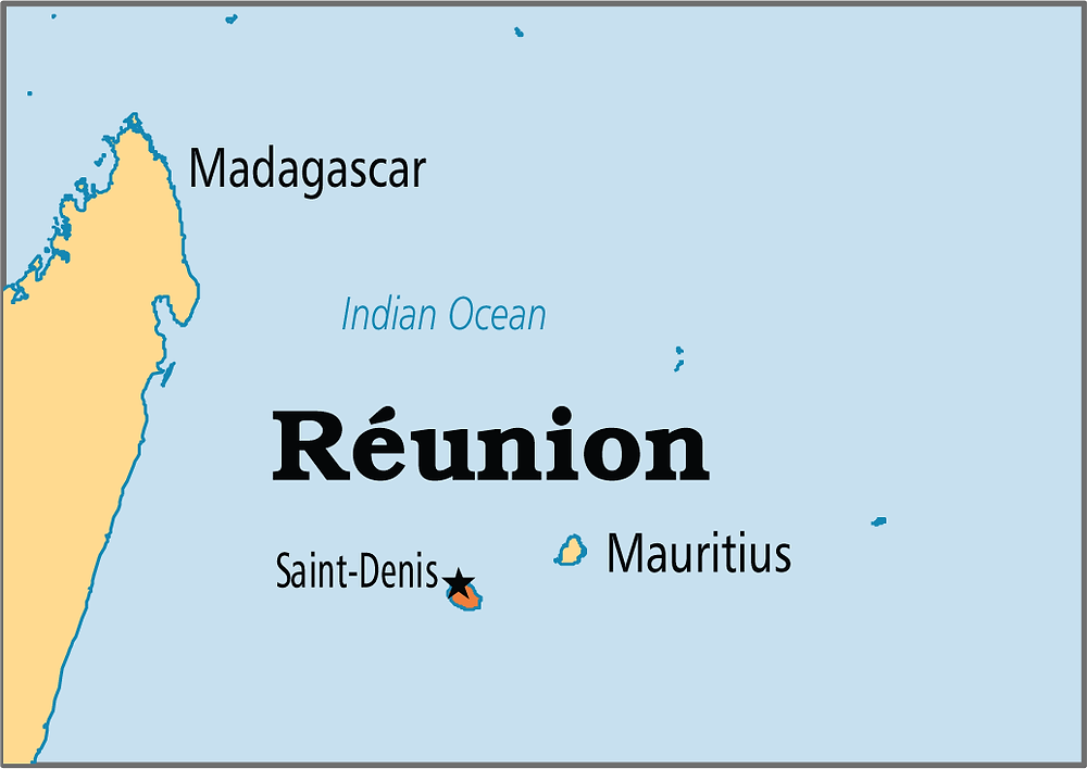 Mayotte location