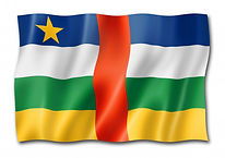 central-african-republic-flag-isolated-w