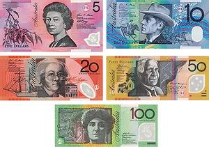دولار استرالي