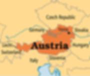 Austria Location