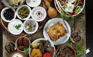 Famous Food in Cyprus