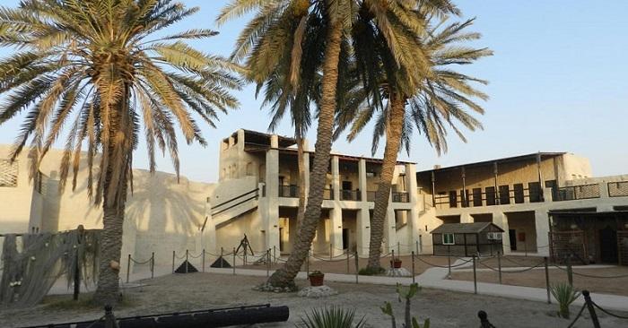 Umm Al Quwain Fort0
